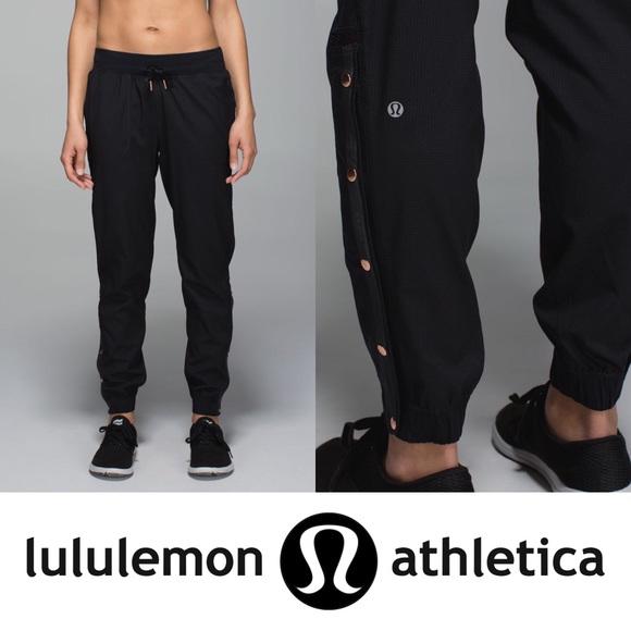 8a14776cc lululemon athletica Pants - Lululemon Var-City Track Pants
